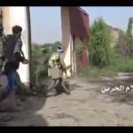 Snimak ofanzive Hutija na region Žizan u Saudijskoj Arabiji