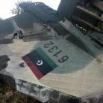 Treći avion libijske vlade oboren ovog meseca