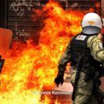 Grčka: Bunt protiv penzijske reforme (FOTO, VIDEO)