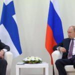 Sporazum Rusije i Finske o zatvaranju graničnih prelaza za izbeglice