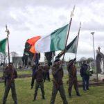 Komemoracija irskog ustanka protiv britanske imperije