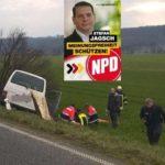 Izbeglice spasile neonacističkog lidera nakon saobraćajne nesreće