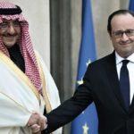 Oland u tajnosti odlikovao saudijskog prestolonaslednika