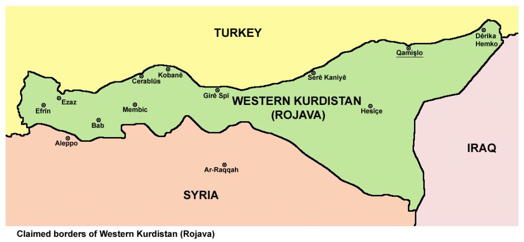 Rojava_cities
