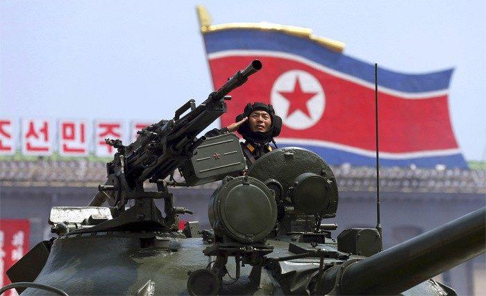 North Korea Kim's Army
