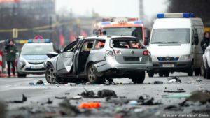 car-explodes