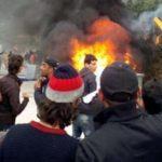Veliki sukobi između policije i izbeglica na Lezbosu