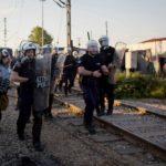 Ekstremno nasilje na grčko-makedonskoj granici (VIDEO)
