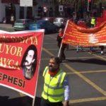 Ko to protestvuje u Londonu za 1. maj? Turski revolucionari! (VIDEO)