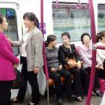 Kineska novinarka intervjuisala građane Pjongjanga