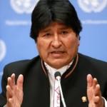Evo Morales poziva na narodnu pobunu protiv kapitalističkog sistema