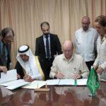 Ekonomski sporazum Kube i Saudijske Arabije