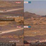 Sudar saudijskih vojnih vozila prilikom pokušaja bekstva sa bojnog polja (VIDEO)
