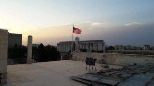 US base in Tel Abyad