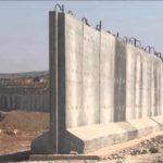 Turska gradi betonski zid duž cele granice sa Sirijom!