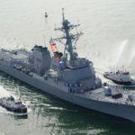 Američki ratni brod napadnut raketama u Crvenom moru!