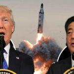 Severna Koreja ispalila balističku raketu tokom sastanka Trampa i Abea!