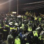 Sukobi sa policijom u Južnoj Koreji zbog američkog sistema THAAD (VIDEO)