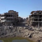 Mosul nakon bitke, snimak iz vazduha (VIDEO)