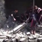 Pakao civila u Mosulu nakon vazdušnih udara! (VIDEO)