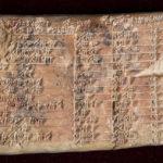 3.700 godina stara Vavilonska tabla revidira istoriju matematike