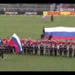 Ruski nacionalni ragbi tim peva sovjetsku himnu