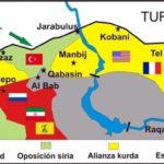 """Sirijaliks: """"Zapadnjački plan za podelu Sirije u šest tačaka"""""""