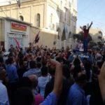 Veliki protesti sirijskih hrišćana na teritoriji pod kontrolom Kurda! (VIDEO)