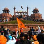 Indijski farmeri zauzeli Crveno utvrđenje