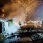Protesti Holanđana protiv karantinskih mera