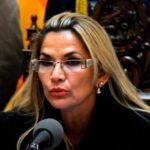 Bolivijski sud izdao poternicu za bivšom desničarskom predsednicom Žanin Anjez