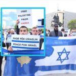 Priština: Održan skup podrške Izraelu!