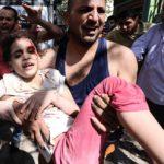42 poginulih Palestinaca u jednoj ulici!