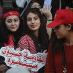Slika dana: Narodni front za oslobođenje Palestine održao paradu