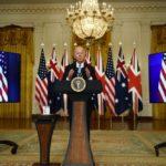 SAD, Britanija i Australija formirale vojni pakt protiv Kine